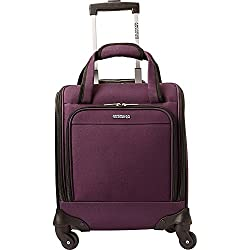 "American Tourister Lynnwood 16"" Underseat Spinner Carry-On - eBags Exclusive"