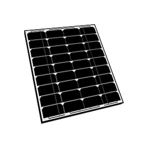 Nature Power 50082 85-Watt Monocrystalline Solar Powered 12-Volt Battery Charger by Nature Power