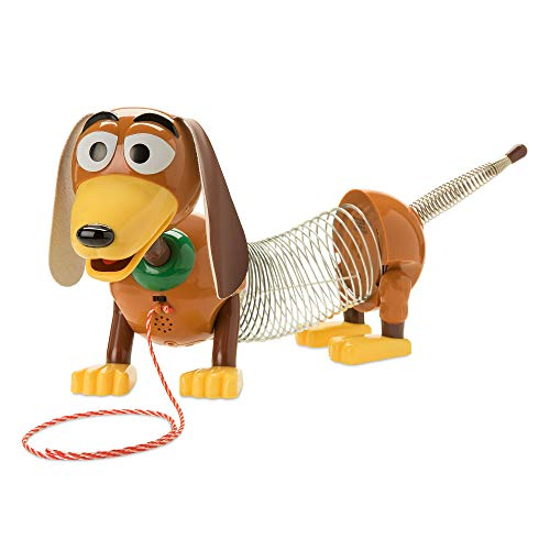 Official Disney Toy Story 4 Slinky Dog Talking Action Figure with 15 Phrases