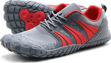 Oranginer Men s Barefoot Shoes – Big Toe Box – Minimalist Cross Training Shoes for Men