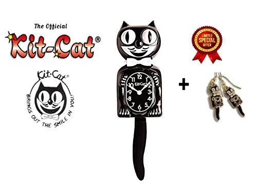 Kit Cat Wall Clock - 9