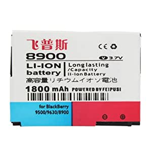 1800mAh Feipusi Replacement Battery For Blackberry 8900 9500 9630