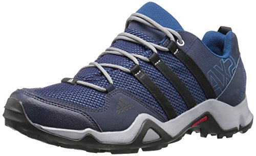 adidas Outdoor Men's AX2 Hiking Shoe, Col. Navy/Black/Tech Steel, 12 M US