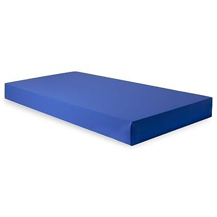 Gerialife® Colchón geriátrico de Latex con funda Sanipur, para camas articuladas (105x190)