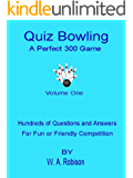 Quiz Bowling: A Perfect 300 Game