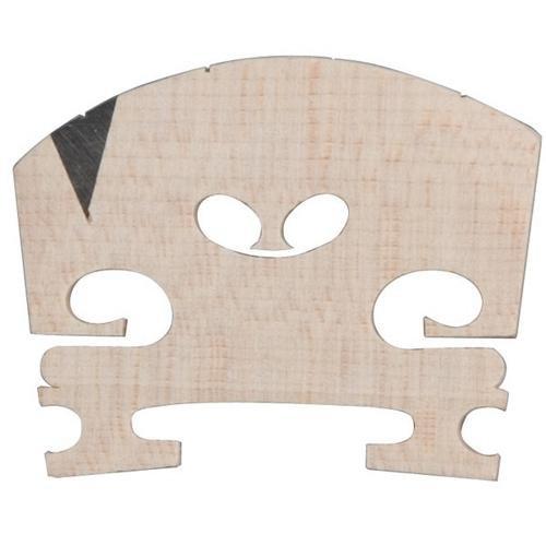 UPC 000168176449, Fitted Violin Bridge with Ebony Insert