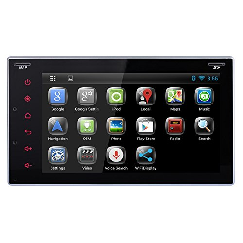 Generic 2Din Universal Android Car Multimedia GPS RDS 3G for Hyundai Honda Toyota Nissan