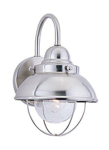 Nautical Lantern Outdoor Wall Light - 7