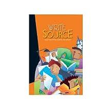 Great Source Write Source: Program Skillbook Grade 11