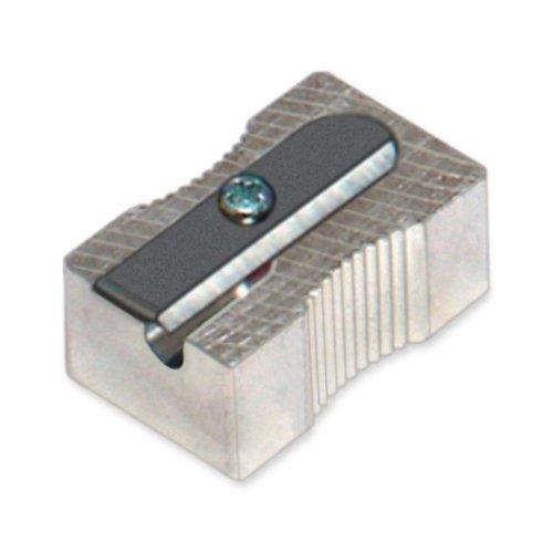 Baumgartens Metal - Baumgartens Compact Metal Pencil Sharpener (MR1201)