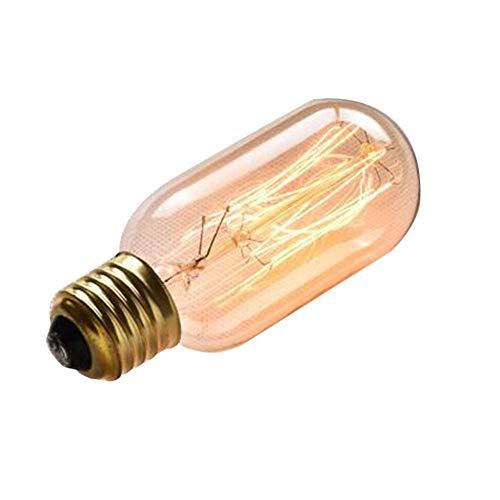 Brillante 40W Bombilla E27 Filamento LED Estilo industrial ZOkPXiu