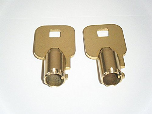 Sentry Safe Keys - Sentry Safe Keys Code Cut From 2051 To 2100 Tubular Barrel Round Ace Key (2081)