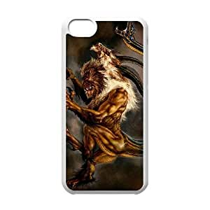 god of war iii iPhone 5c Cell Phone Case White Customize Toy zhm004-7395362