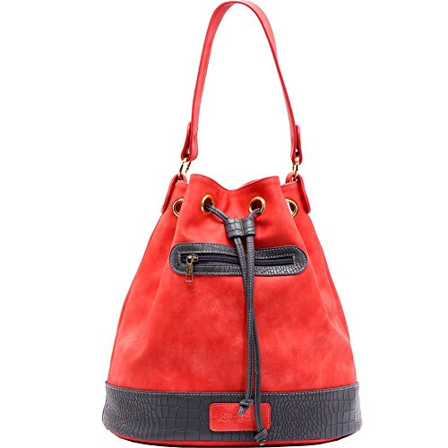 Tote It! Classic Everyday Tote (Red) - 7
