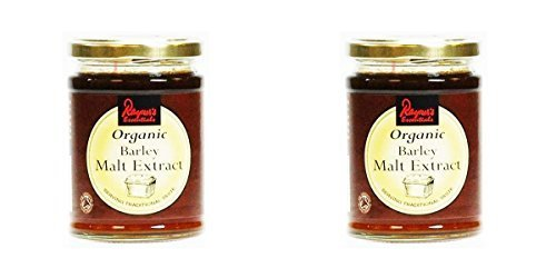 - Rayners Barley Malt Extract - Organic| 340 g |- SUPER SAVER - SAVE MONEY by Healthy Food Brands by Healthy Food Brands Ltd