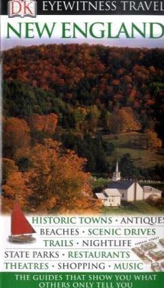 New England (DK Eyewitness Travel Guide)