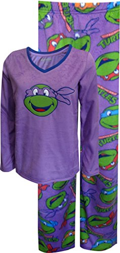 Teenage Mutant Ninja Turtle Soft Pajamas