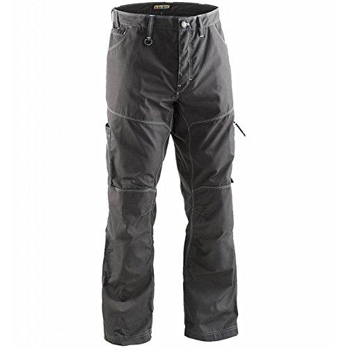 Blaklader 195918459800C154 X1900 Trousers, Size 38/34, Dark Grey by Blaklader