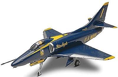 Revell 1:48 A-4 Skyhawk Blue Angels Model Kit