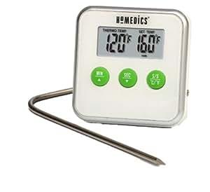 Homedics Digital Probe Thermometer