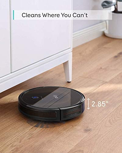 eufy by means of Anker, BoostIQ RoboVac 30C MAX, Robot Vacuum Cleaner, Wi-Fi, Super-Thin, 2000Pa Suction, Boundary Strips Included, Quiet, Self-Charging, Cleans Hard Floors to Medium-Pile Carpets