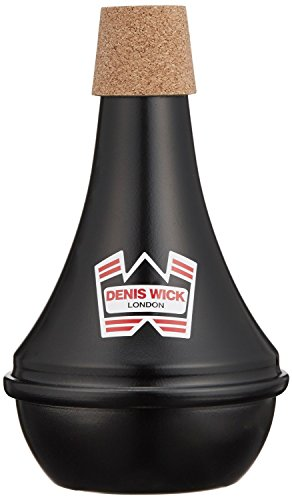 Denis Wick DW4880-4BL Gold-plated Large Bore Trombone Mouthpiece