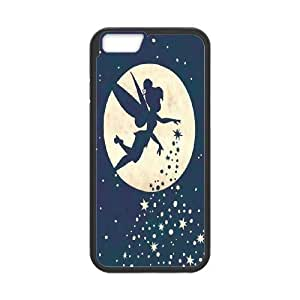 """AinsleyRomo Phone Case Princess Tinker Bell series pattern case For Apple Iphone 6,4.7"""" screen Cases [TINKERBELL]91814"""