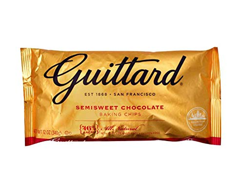 Guittard Real Semisweet Chocolate Chips