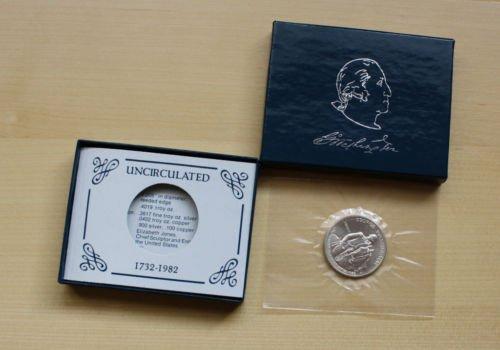 US Mint 1982 Uncirculated George Washington Commemorative...
