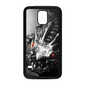 Generic for Samsung Galaxy S5 Cell Phone Case Black Kog Maw Custom Theme HLKJHDGH29095