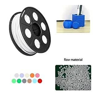 Filamento de Impresora 3D / PLA filamento 1.75 mm/un Eje 1 kg ...