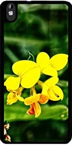 Case for Htc Desire 816 - Yellow Wildflower by ruishername