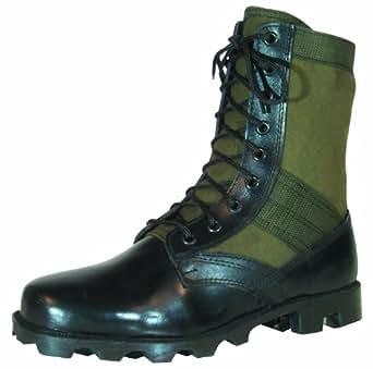 Fox Vietnam Jungle Boot, Olive Drab, Size 11