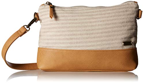 Roxy Women's Set You Free Handbag, camel, 1SZ