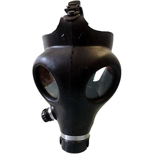 Cyber (Gas Mask Scary Costume)