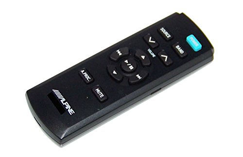 OEM Alpine Remote Control Originally Shipped With: CDE153BT, CDE-153BT, CDE154BT, CDE-154BT, CDE163BT, CDE-163BT