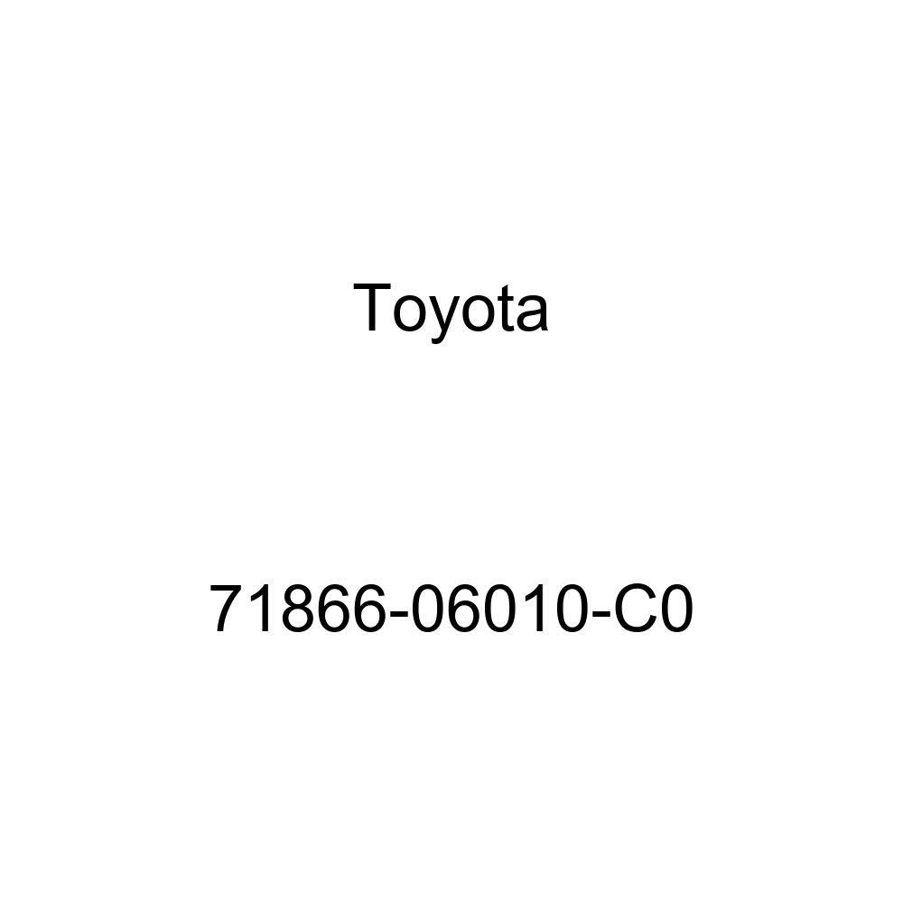 TOYOTA 71866-06010-C0 Seat Cover