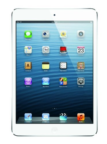 Price comparison product image Apple iPad Mini (Certified Refurbished) (64GB, Silver)