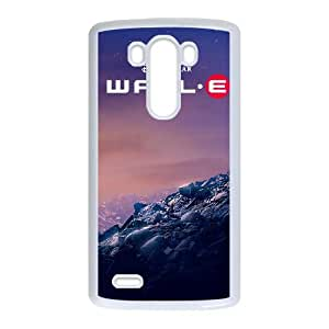 LG G3 Cell Phone Case White Wall E D2287612