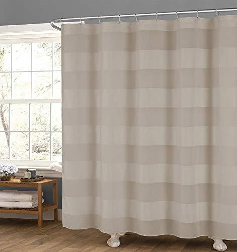 Curtain: Wide Stripe Design, 70