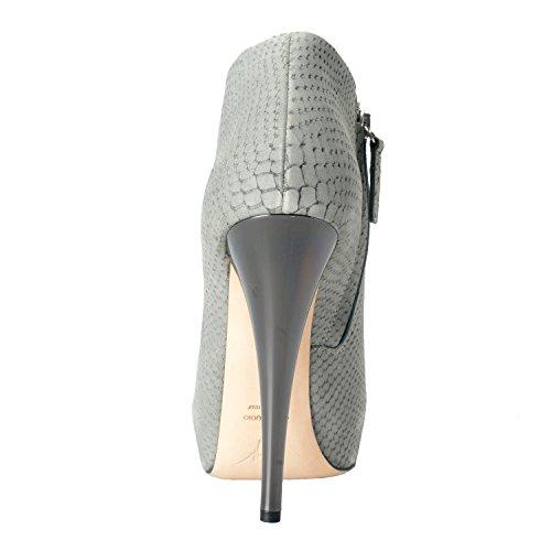Giuseppe Zanotti Design Donna Open Toe Tacco Alto Stivaletti Scarpe Us 9 It 40