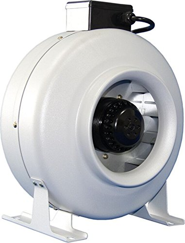12 Inline Exhaust Fan at 1100 CFM Amazoncom