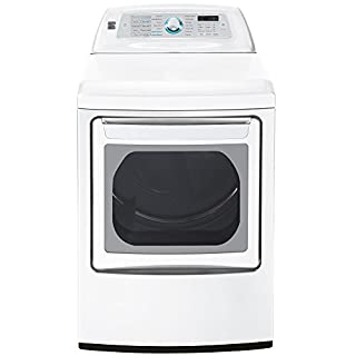 Kenmore Elite 71552 7.3 cu. ft. Gas Dryer in White, includes delivery and hookup (B074C189FW) | Amazon price tracker / tracking, Amazon price history charts, Amazon price watches, Amazon price drop alerts