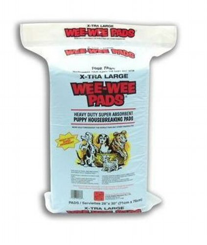 Four Paws XL 210 pk Wee Wee Pads