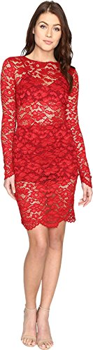 Buy lover dress red lace - 6