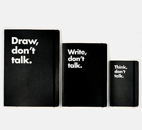 Be A Malevich Pack de 3 libretas LEUCHTTURM1917 Mies Van Der Rohe - Producto Oficial de la Fundación Pabellón Mies Barcelona - 3 tamaños Diferentes: Amazon.es: Deportes y aire libre
