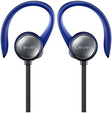 Amazon Com Samsung Level Active Wireless Bluetooth Fitness Earbuds Blue Black Eo Bg930clegus