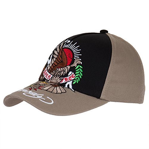 Ed Hardy - Born Free Eagle Youth Adjustable Baseball Cap