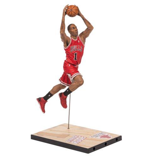 McFarlane Toys NBA Derrick Rose série 24 Action Figure