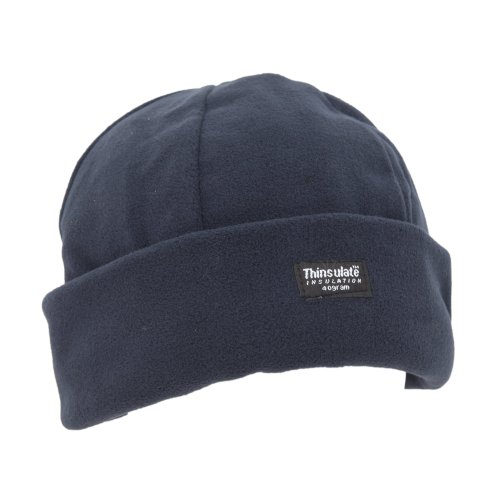 FLOSO Unisex Mens/Womens Thinsulate Polar Fleece Ski/Winter Thermal Hat (3M 40g)